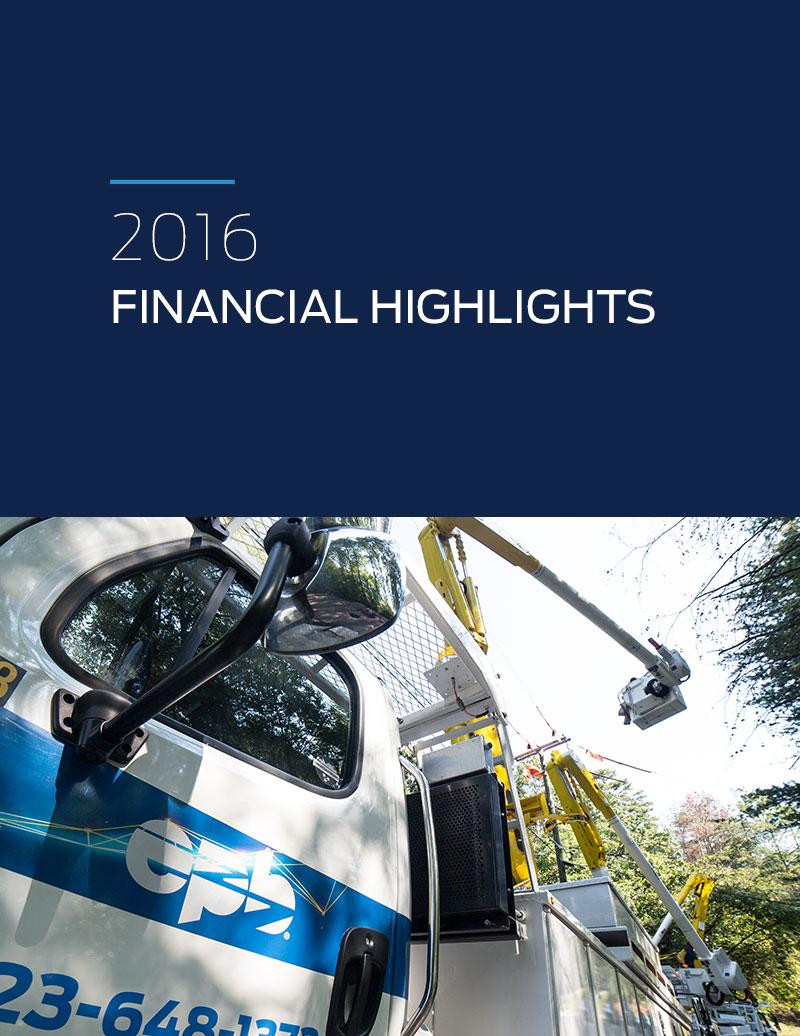 Tiny Giant - EPB - Financial Report Print Design