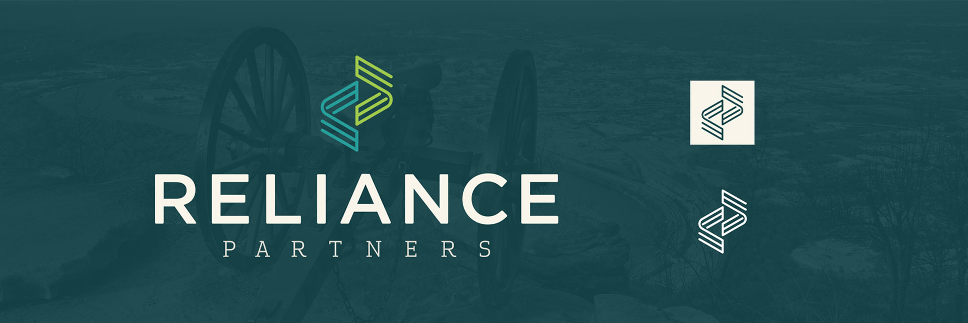 Tiny Giant - Reliance Partners - Identity