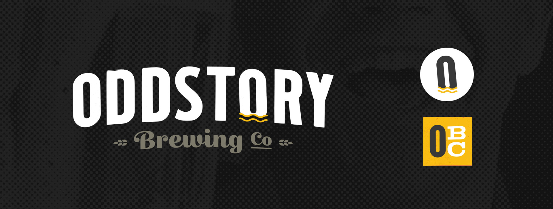 OddStory Brewing Co. - Identity, Logos, Social Media Icons