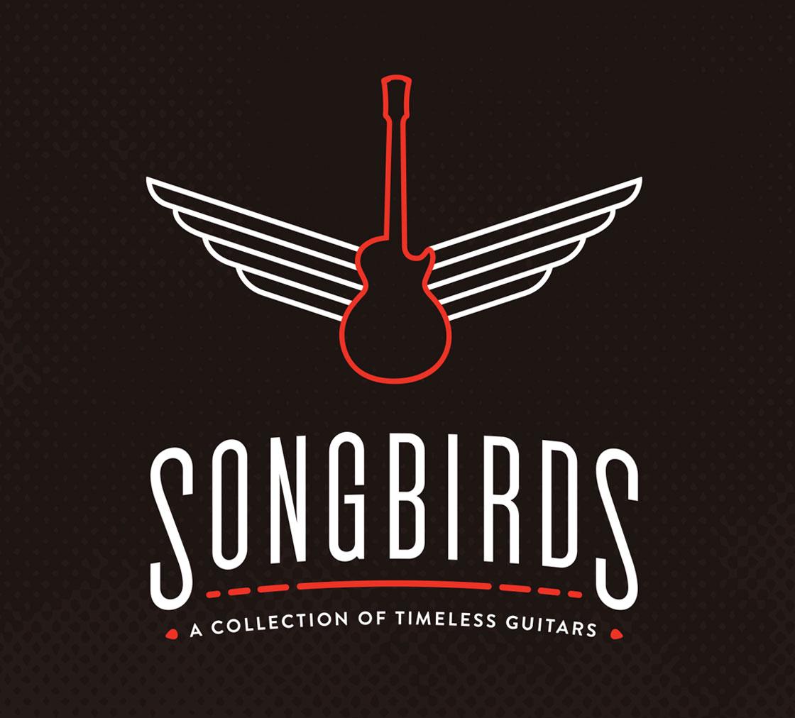 Songbirds Guitars - Branding, Identity, Logos