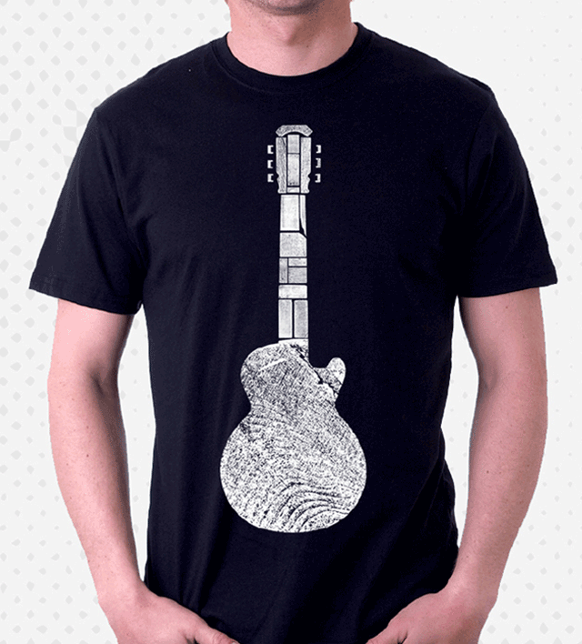 Songbirds Guitars - Apparel Design, T-Shirts, Print Design