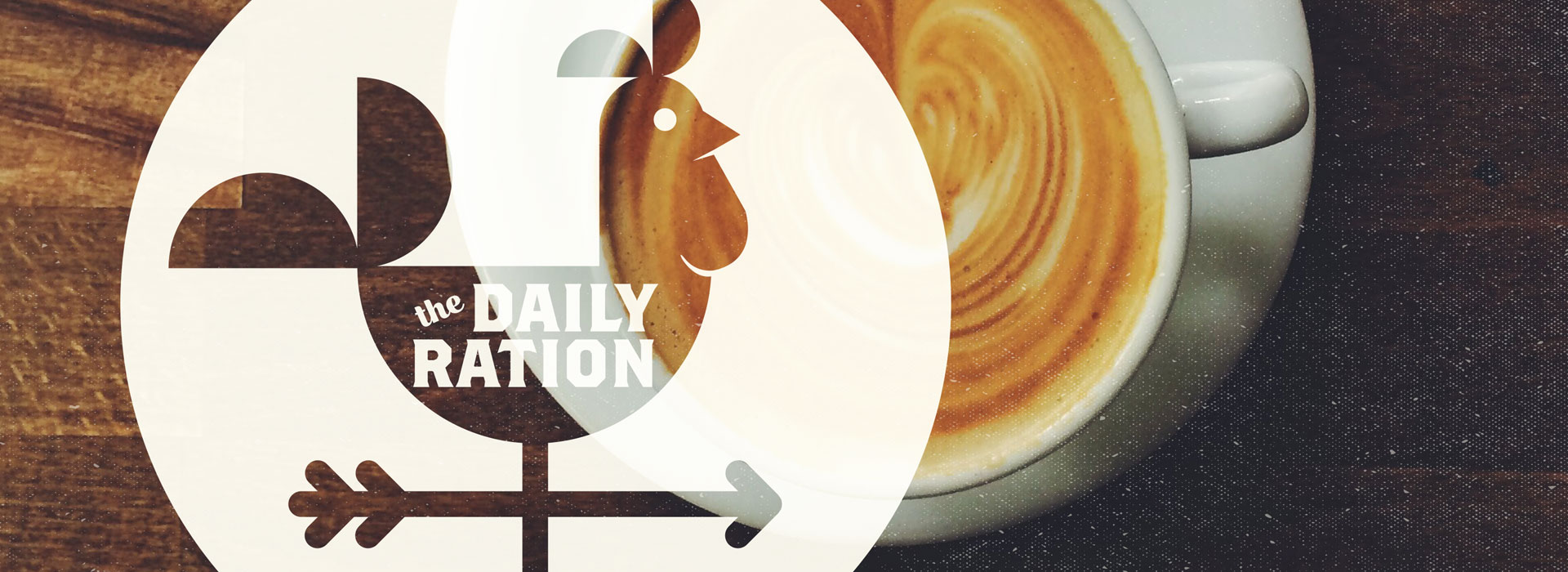Tiny Giant - The Daily Ration - Identity