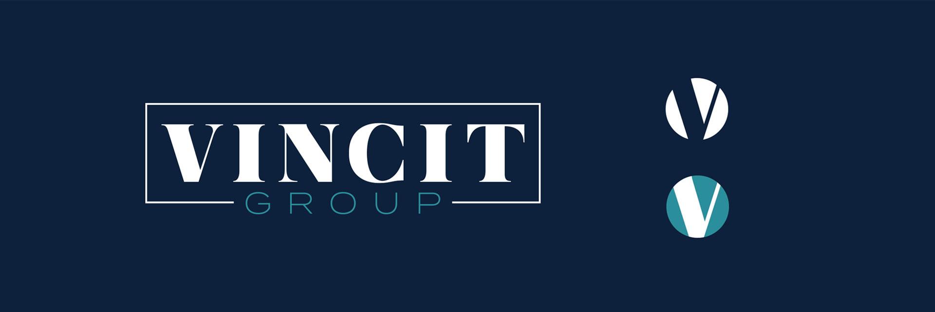Tiny Giant - The Vincit Group - Brand Identity / Logos