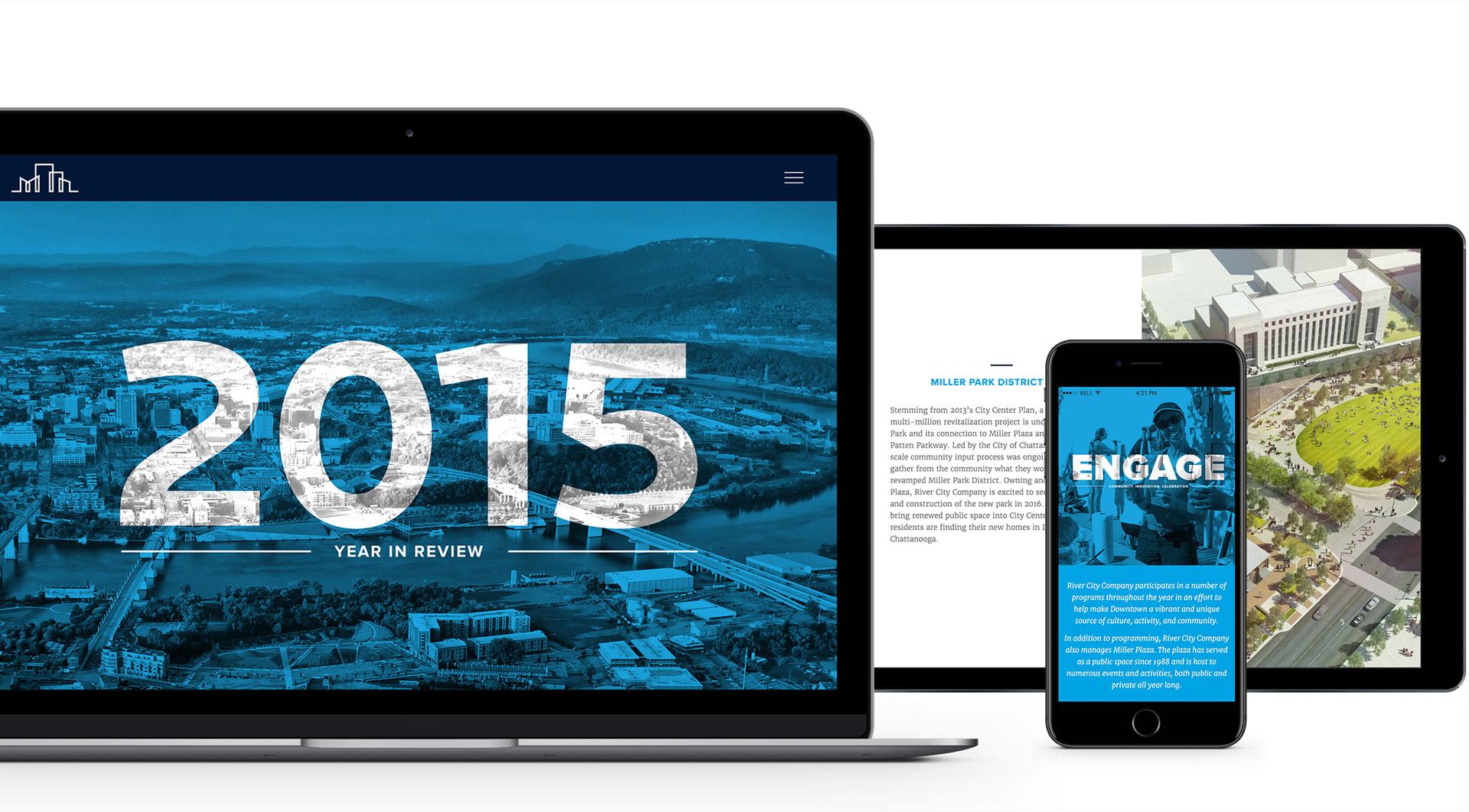 River City Company - Website Design, Website Development, Responsive Design