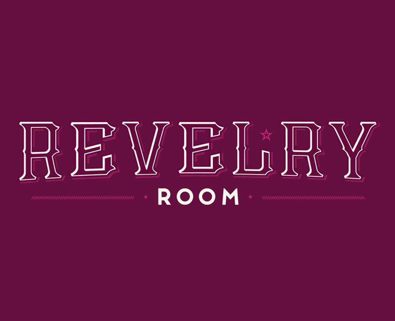 Revelry Room - Identity, Branding, Logo