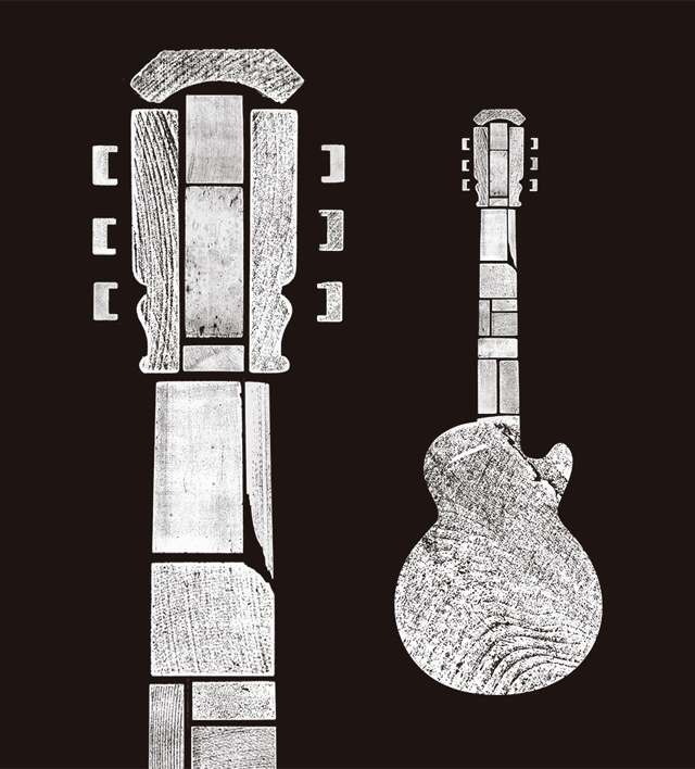 Songbirds Guitars - Apparel Design, T-Shirts, Brand Assets