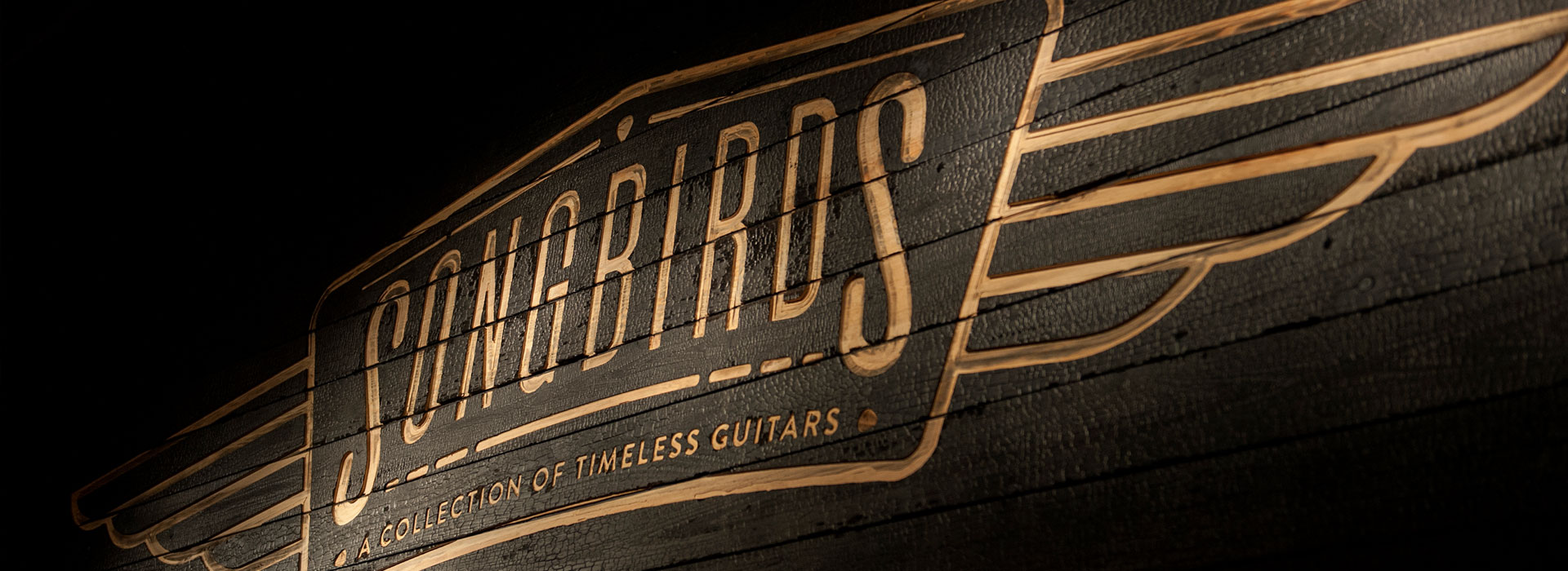 Songbirds Guitars - Branding, Identity, Logos, Brand Assets