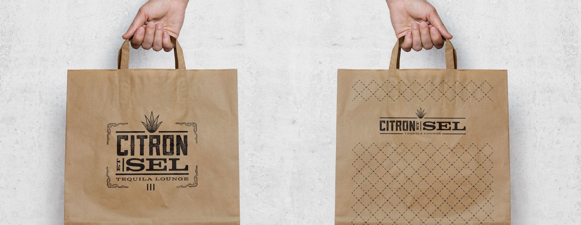 Citron et Sel - Brand Identity, Logo design, Branding, Print Design, Packaging