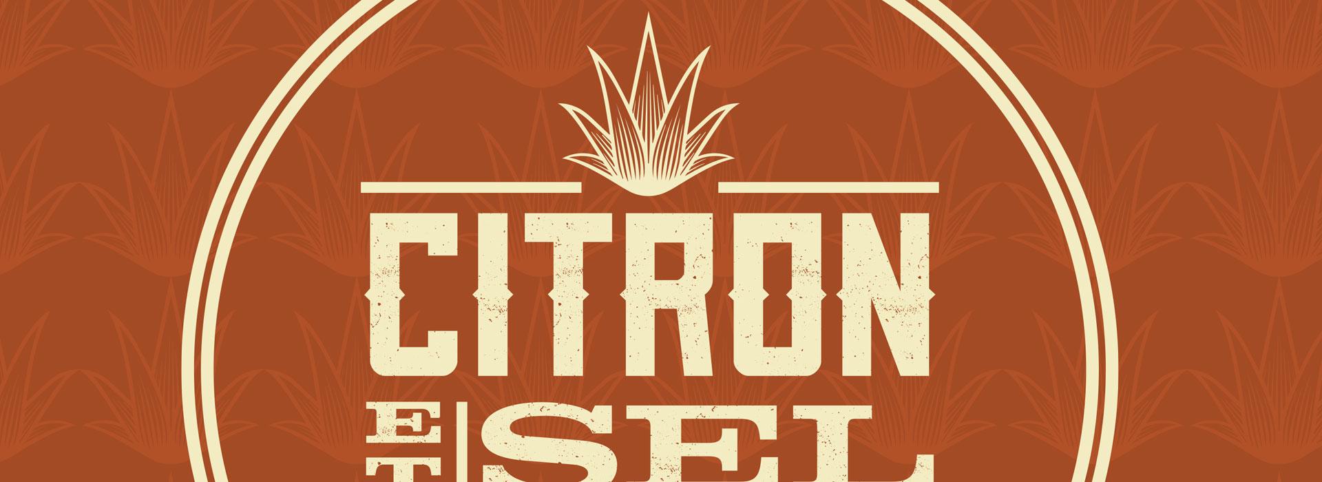 Citron et Sel - Brand Identity, Logo design, Branding