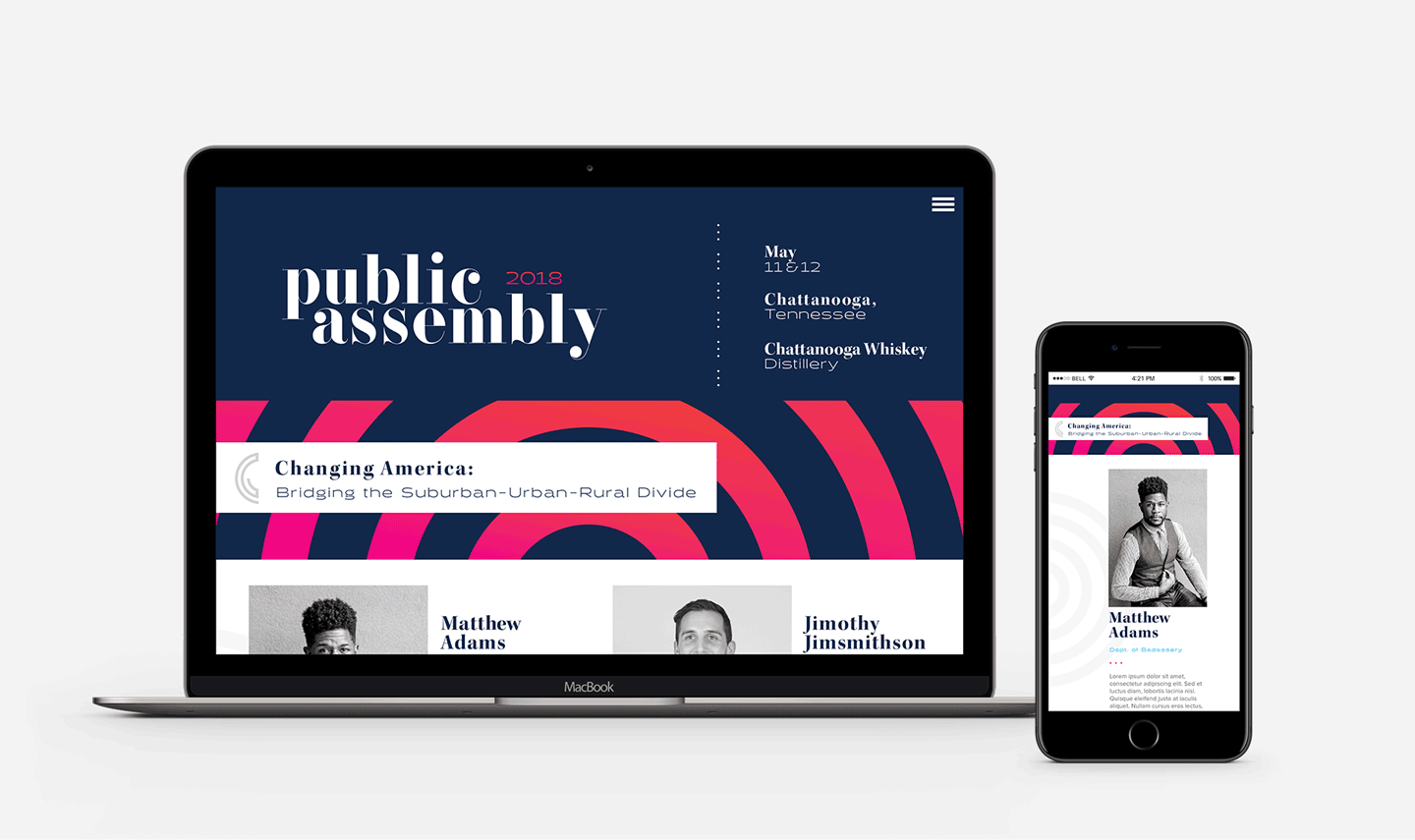 Public Assembly - Web Design, Web Development