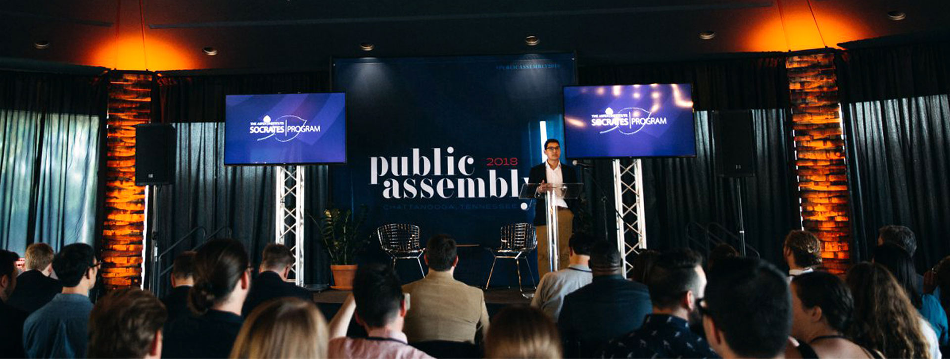 Public Assembly - Event Design, Environmental Design