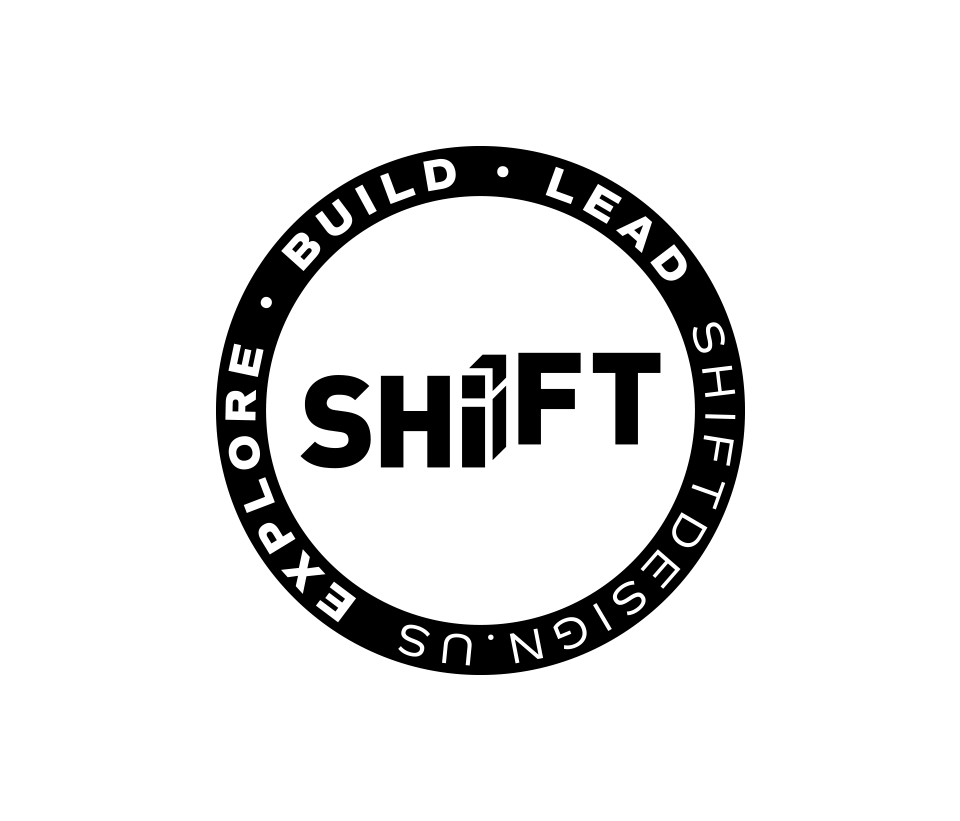 SHiFT - Branding, Identity Design, Logo Design, Sticker Design